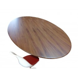 Saarinen Oval 224 cm wooden tableSaarinen Oval 224 cm wooden table