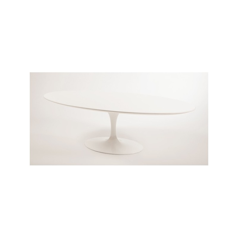 Table Saarinen 199 cm ovale laminé