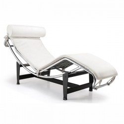 Chaise longue Le corbusier