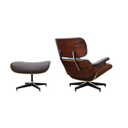 Charles Lounge chair and ottomanCharles Lounge chair and ottoman