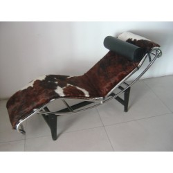 Chaise longue Lc4 corbusier