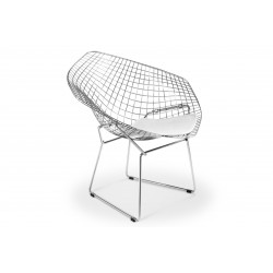 Bertoia Diamond chairBertoia Diamond chair