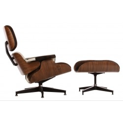 Eames Lounge chair and ottomanEames Lounge chair and ottoman