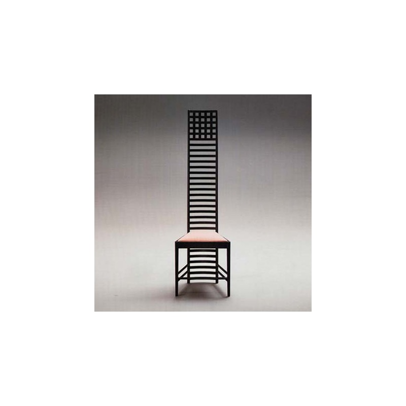 Hill house chair Mackintosh