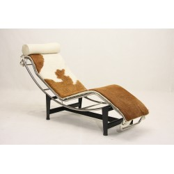 Chaise long Lc4 corbusier