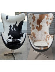 Egg chair Jacobsen fauteuil