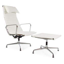 EA124 Aluminium lounge chair