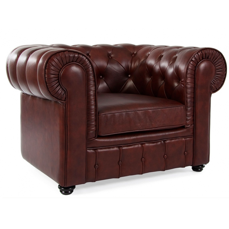 Chesterfield armchairChesterfield armchair