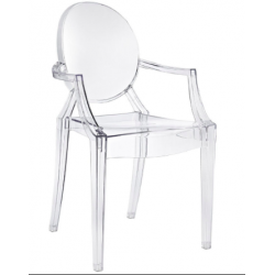 Chaise Ghost 4 chaises