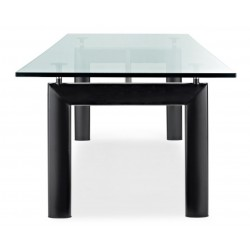 Lc6 Dining glass table 180 cm or 225 cm