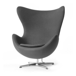Egg chair Jacobsen fauteuil